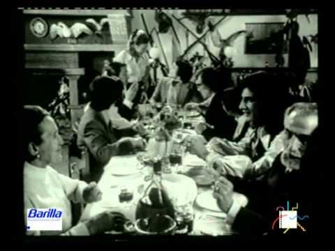 Pubblicità Barilla: la storia (1958 - 2002)