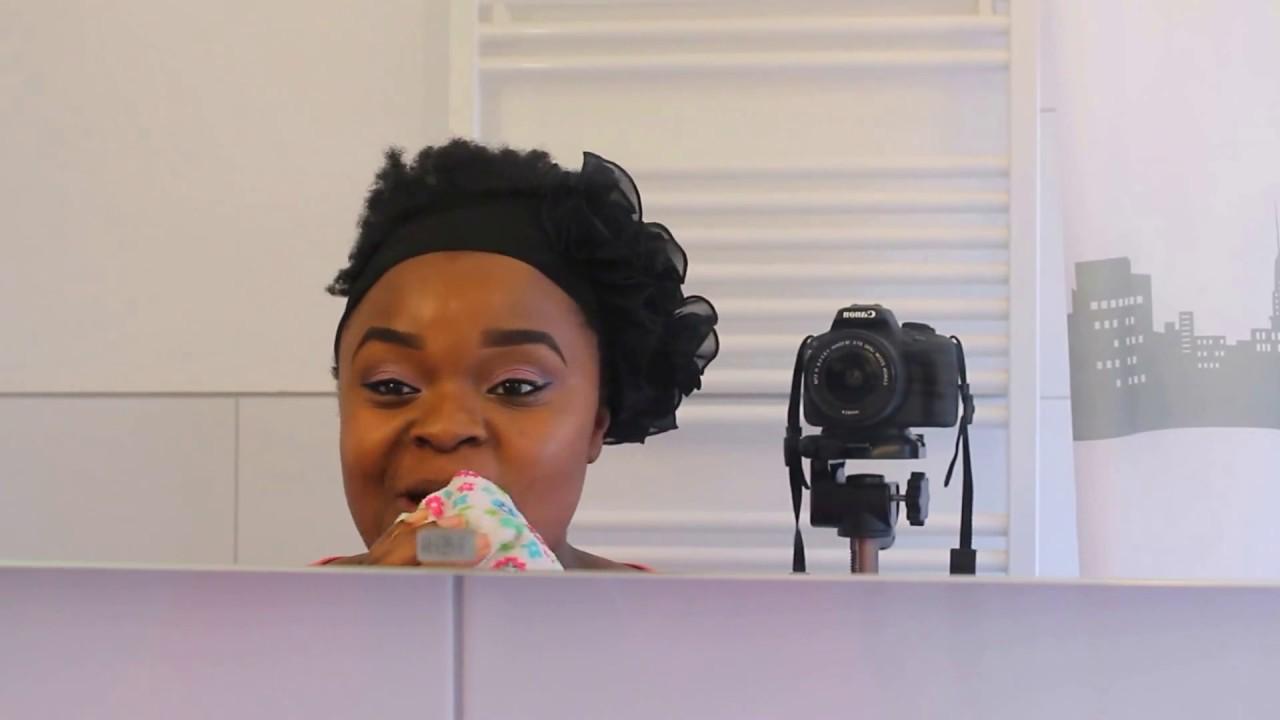 d maquillage sans d maquillant se demaquiller avec un torchon youtube. Black Bedroom Furniture Sets. Home Design Ideas