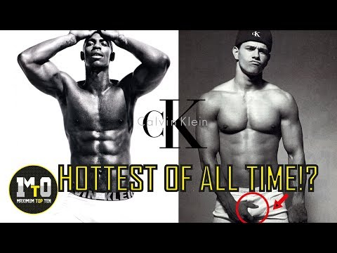 TOP 10 HOTTEST CALVIN KLEIN MODELS OF ALL TIME(CAMERON DALLAS, MARK WAHLBERG...)