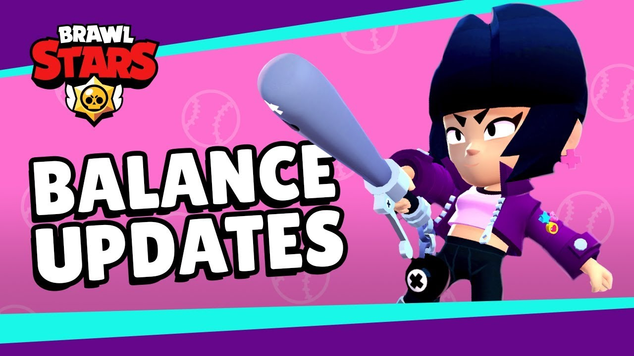 Brawl Stars: June Balance Changes - YouTube