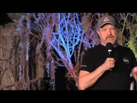 VegasCon 2016 Jim Beaver FULL Panel Supernatural
