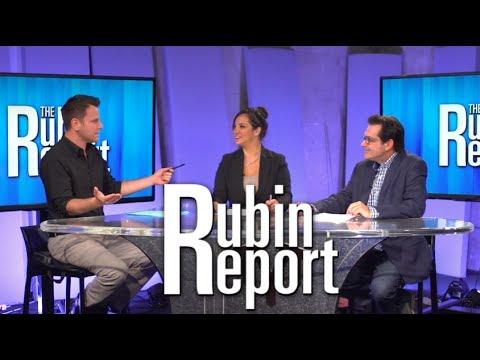 apple-and-tesla-electric-car,-yoga-mat-chemical-in-fast-food,-internet-trolls-|-the-rubin-report