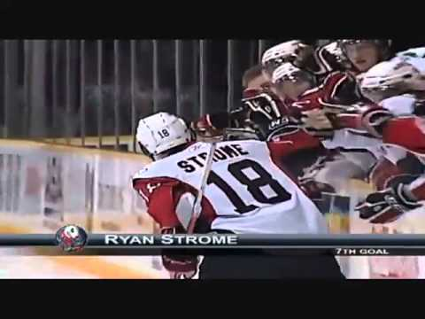 Ryan Strome danglefest
