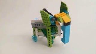 Elephant with WeDo 2.0 Lego Education Project