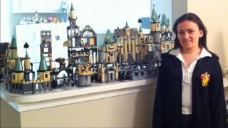Ultimate Lego Harry Potter Hogwarts Castle Collection