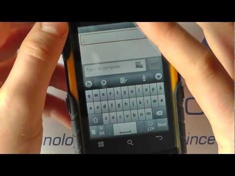 JCB Toughphone Pro-Smart (TP909) Languages (Clove)