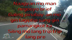 Latigo ( Let her go Bisaya version) ilonggo with lyrics