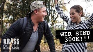 ATEMLOS DURCH 300K !!! | Krass Schule