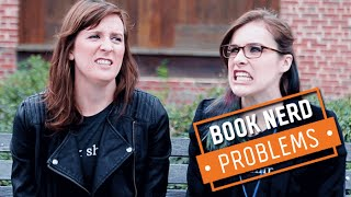 Book Nerd Problems | Mispronouncing Character Names