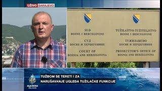 Odluka VSTV-a: Gordana Tadić nepravomoćno razrješena dužnosti