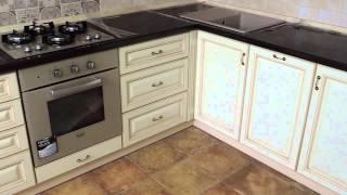 Обзор кухни(Кухня из массива дуба., 2015-06-15T20:36:00.000Z)