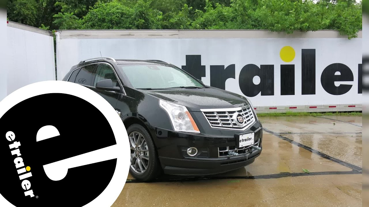 2011 Cadillac Srx Towing Wiring Wire Data Xts Harness Install Blue Ox Tow Bar Kit 2016 Bx8848 Rh Youtube Com