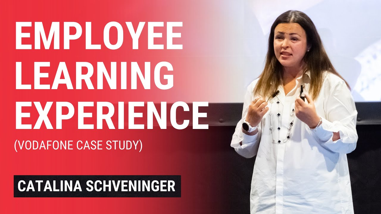 Employee Learning Experience at Vodafone (case study ...
