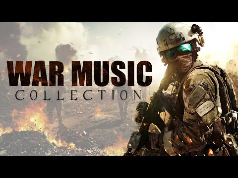Aggressive Military soundtracks! War Epic Music Collection! Best Powerful mix 2017