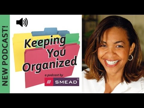 Holiday Organizing For Home And Small Business - Keeping You Organized Podcast 011