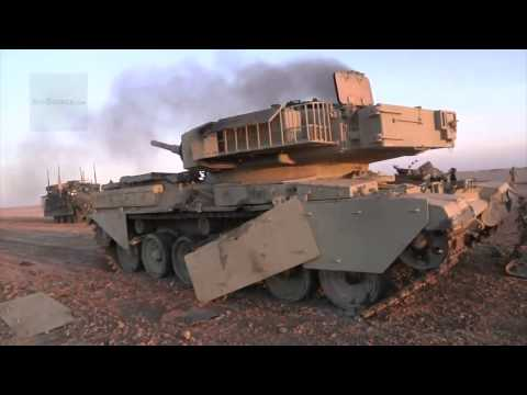 ATGM Stryker Shooting Tow 2 Missile (B Co 52nd Infantry)