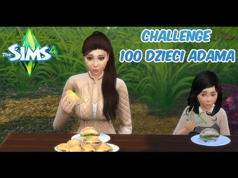 The Sims 4 Pl : Wyzwanie 100 dzieci Adama #34