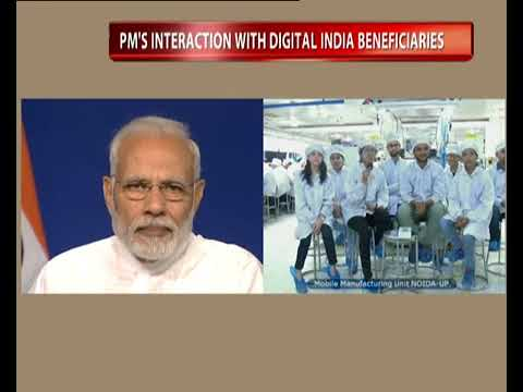 Youth working in electronic manufacturing share their views on 'Make In India'