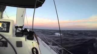 Bali 45 Catamaran Sailing 2015