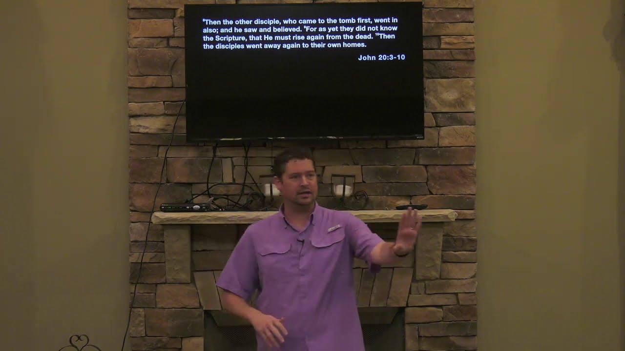 Studies in John - #126: Revelation Of Resurrection