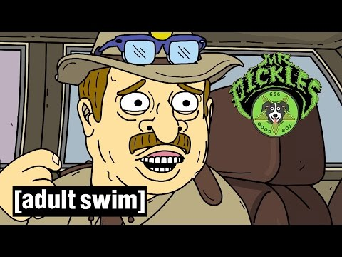 The Best of the Sheriff | Mr Pickles | Adult Swim