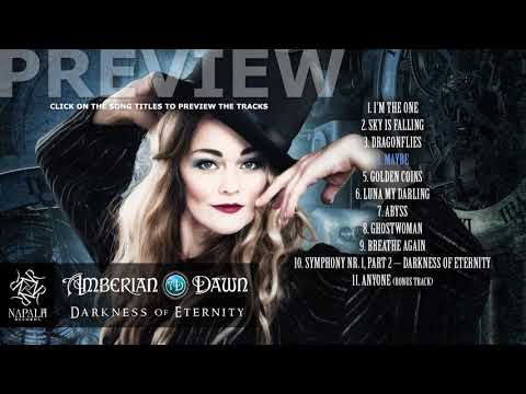 AMBERIAN DAWN - Darkness Of Eternity (Album Preview) | Napalm Records