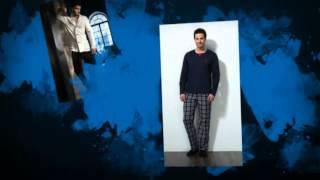 Стильные мужские пижамы 2014. Домашняя одежда(, 2014-08-29T11:26:07.000Z)