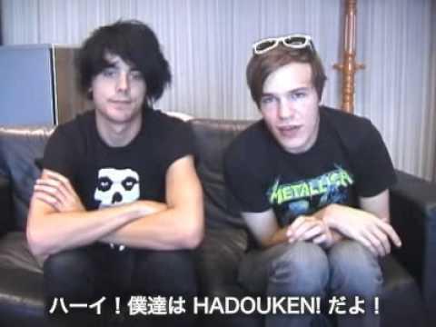 HADOUKEN! | 激ロック動画メッセージ