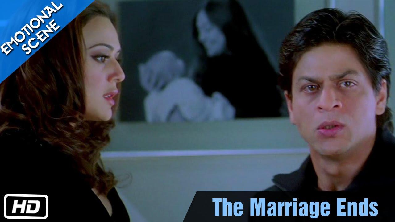 Download The Marriage Ends - Emotional Scene - Kabhi Alvida Naa Kehna - Shahrukh Khan, Preity Zinta