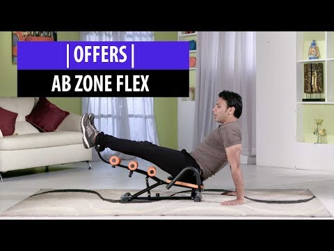 Best Ab Exerciser In The Market- Ab Zone Flex