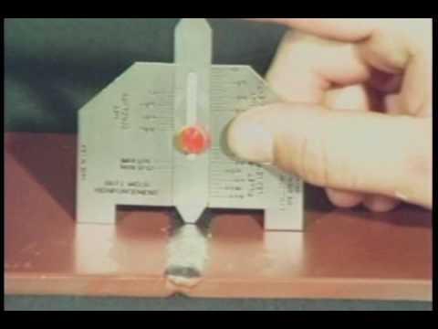Part One: Alignment, Measurement & Weld Measuring Gauges