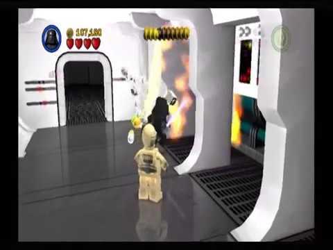 Lego Star Wars II: The Original Trilogy Walkthrough Episode IV: A ...