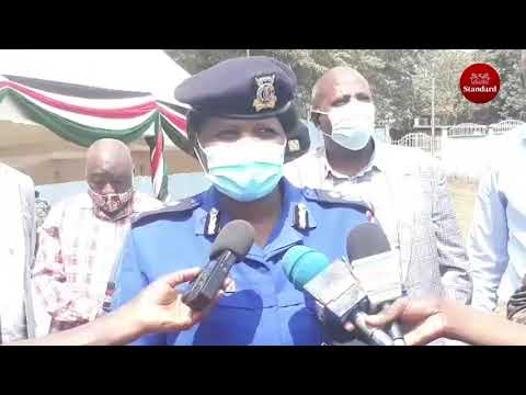 Murang'a police say will firmly deal with illicit brews and liquor outlets flouting the law