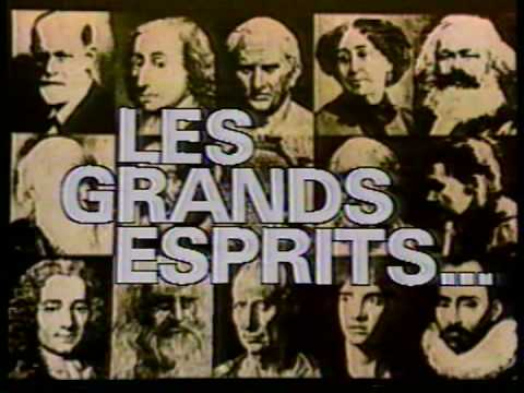 Grands esprits se rencontrent traduction anglais