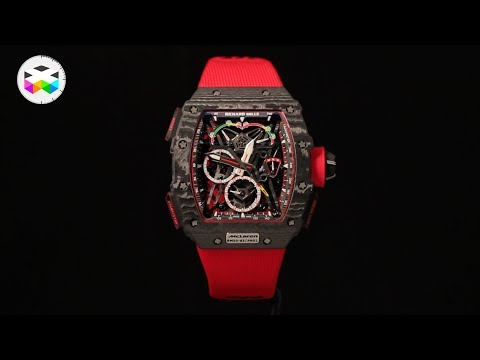 Richard Mille introduces the RM 50-03 at the 2017 SIHH