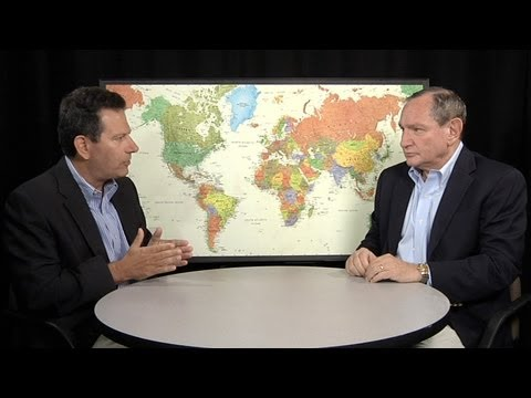 George Friedman and Robert D. Kaplan on Geopolitical Forecasting (Agenda)