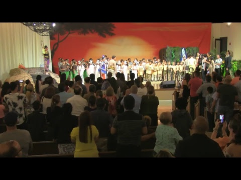 Gladeview Christian School- Lion King Jr. Musical