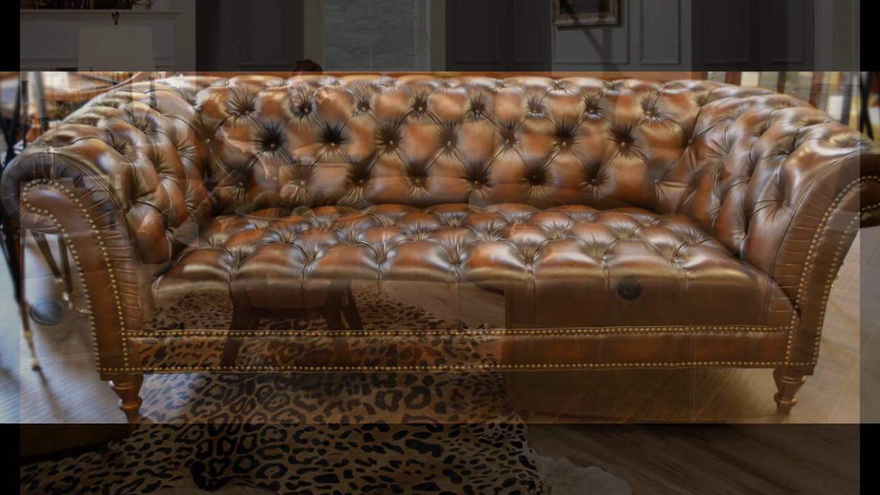 High Quality High End Leather Couches