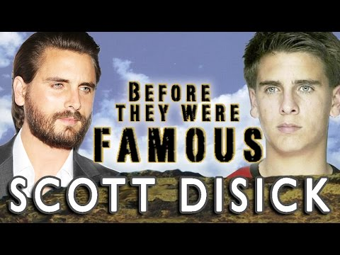 SCOTT DISICK  Before They Were Famous