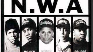 NWA- Hello + (Lyrics in descreption)