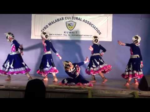NEHA-SMCA Seniors first prize group dance