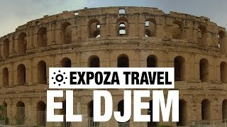 El Djem Vacation Travel Video Guide