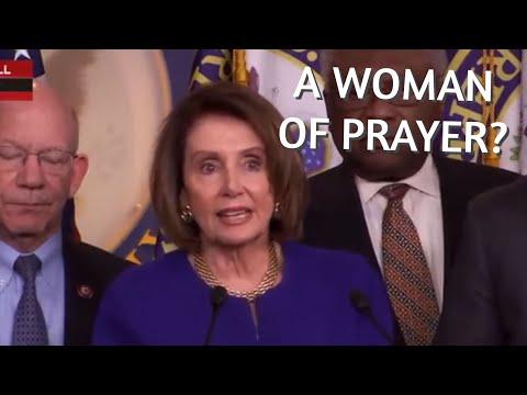 The Prayers of Nancy Pelosi