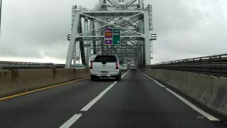 Old Goethals Bridge eastbound [2010]