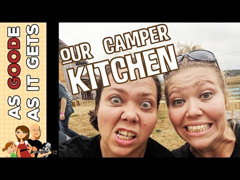 Crock Pot Dinners from Our Camper Kitchen! (Pork Cider Stew & Low Carb Beef Stew)