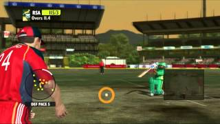 THIS GAME UPSETS ME -- Ashes Cricket 2009 Part 2