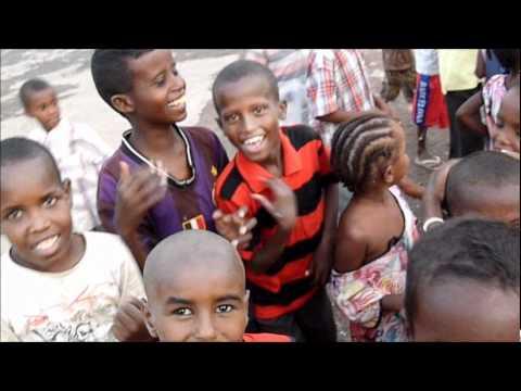 Local Kids in Dikhil, Djibouti, Africa