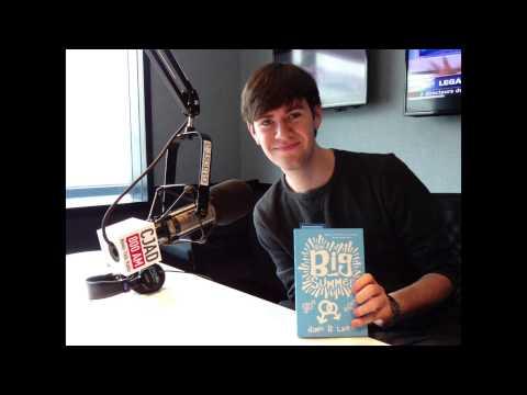 """The Big Summer"" Interview - Barry Morgan CJAD"
