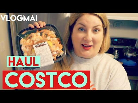 Haul Costco Et Menage Garde Robe Vlogmai Youtube