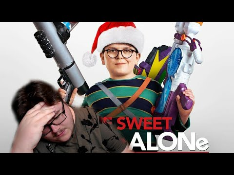 HOME SWEET HOME ALONE Trailer reaction